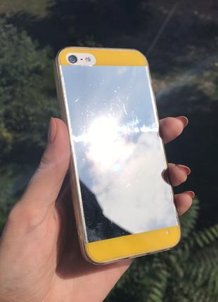 Чехол на айфон iPhone 5/5S/SE