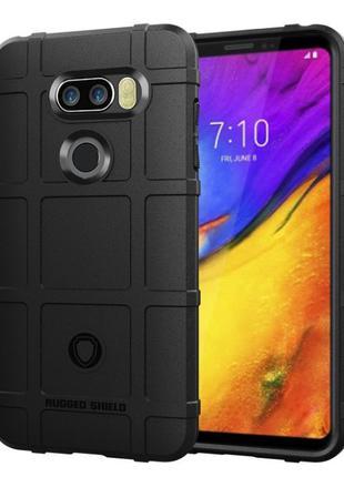 Чехол бампер противоударный ЩИТ LG G8 V35 V40 Pixel 3A 3 4 XL