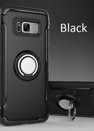 Чехол Verus с кольцом Samsung s7 edge s8 s9 s10 e s20 plus not...