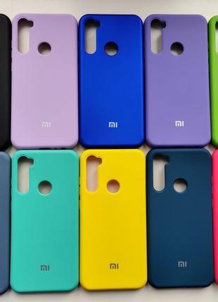 Чехол силиконовый Xiaomi Redmi Note 5 6 7 8 8T 9 Pro 8A Mi 9 8...