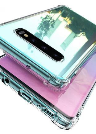 Чехол антишок Samsung s7 edge s8 s9 s10 e s20 plus ultra note ...