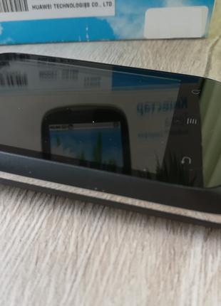 Смартфон Huawei U8180 Terra (лучшее для GPS отслеживания авто)
