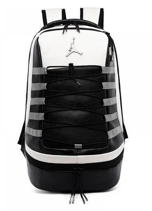 Рюкзак jordan retro 10 black портфель сумка ранец женский / му...