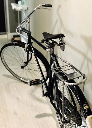 Велосипед дорожный, винтажный «реквизит» (также вилка 26 и 28)