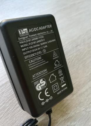 Блок питания 24V 0.8A (FLD181-240075-V)