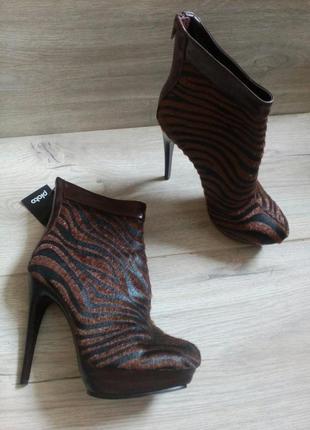 Ботильоны полусапоги ботинки