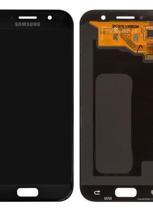 Дисплей Samsung A520 Galaxy A5 (2017) TFT с регулировкой подсв...
