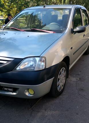 Dacia Logan 1.4л 2006г