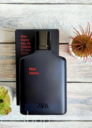 Zara man uomo духи парфюмерия туалетная вода оригинал испания