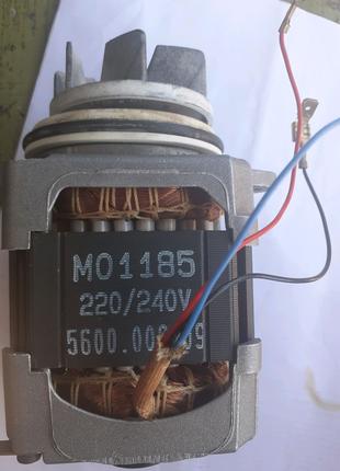 Двигатель циркуляционной помпы посудомоечной машины Bosch MO1185