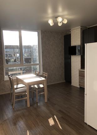 Аренда шикарной 1-комнатной квартиры в ЖК Паркленд