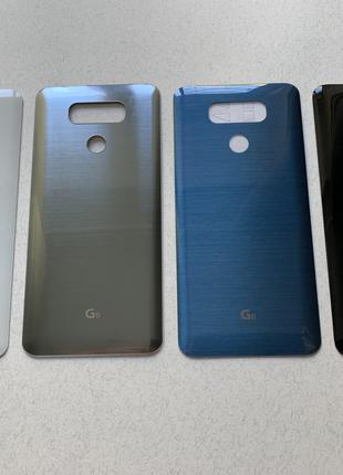 LG G6 задняя крышка стекло на замену новая зад скло lg g6 h870