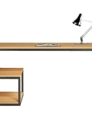 Офисный стол лофт на заказ, лофт стол