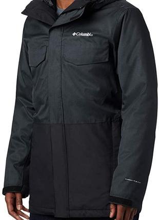 Зимняя куртка Columbia Cushman Crest Interchange Jacket 3in1
