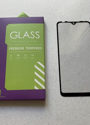 Motorola One Macro стекло защитное 3D ПОЛНОЕ full скло