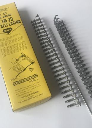 Зажимы для соединения конвейерной ленты, типа – Крокодил