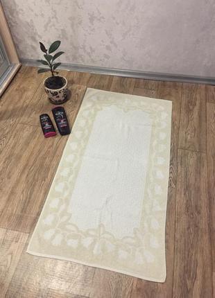 Двухстороннее  полотенце ,60 х 110 см .