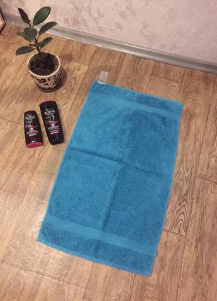 Полотенце махровое  ,50 х 80 см .полотенце для ванной.