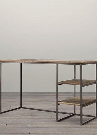 Стіл письмовий лофт, стіл на замовлення, стол лофт, офісний