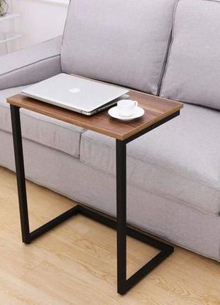 Журнальний столик лофт на замовлення, стіл журнальний лофт