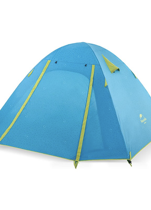 Палатка Naturehike P-Series 2 blue