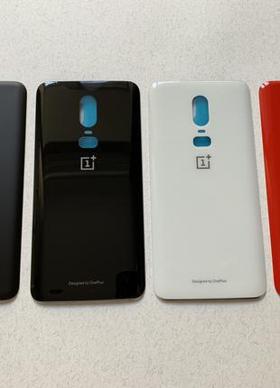 OnePlus 6 задняя крышка корпуса зад на замену one plus стекло