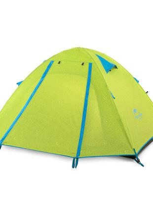 Палатка Naturehike P-Series 3 green