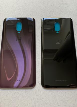 OnePlus 6T Задняя Крышка Корпуса Зад На Замену One Plus Стекло 6t
