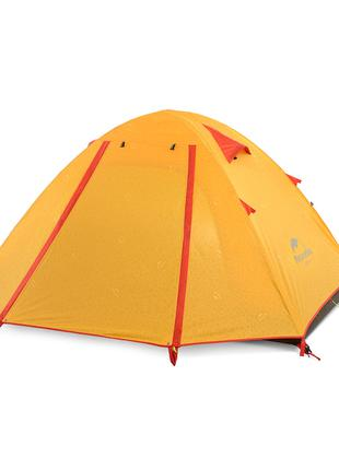 Палатка Naturehike P-Series 4 orange