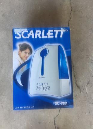 Увлажнитель воздуха Scarlet