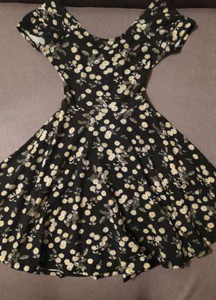 Квіткове плаття