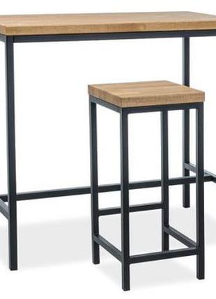 Барний стіл та барний стілець, комплект меблів на замовлення