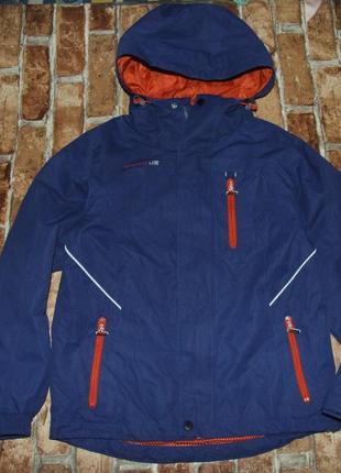 Куртка ветровка мальчику 12 лет
