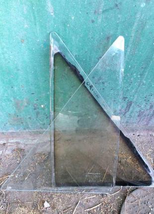 Б/у стекло в заднюю дверь Ford Escort, (1985 - 1990)
