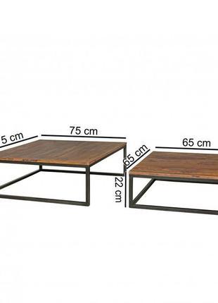 Журнальний стіл на замовлення, лофт, журнальный стол