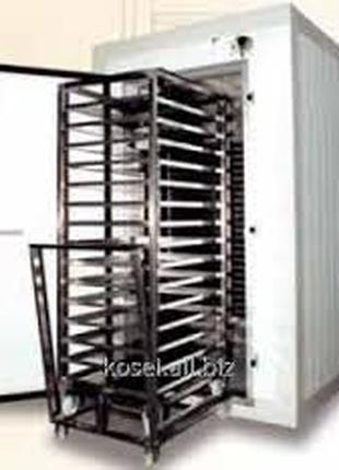 Холодильное оборудование для камер шоковой заморозки