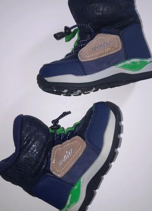 Зимние сапожки Tom.M ботинки