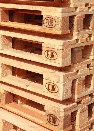 Купим Деревянный Европоддон (1200х800мм)(Киев,область)EPAL,UIC