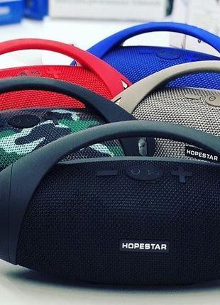 Оригинальная портативная Bluetooth колонка Hopestar Н37
