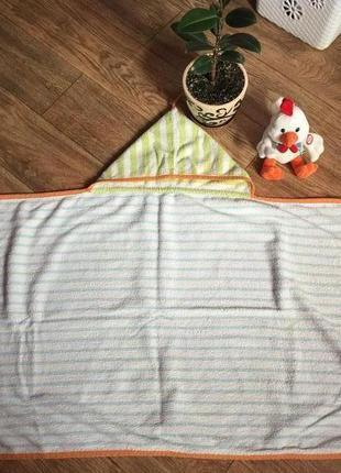 Детское  полотенце ,уголок большой 110 х 60