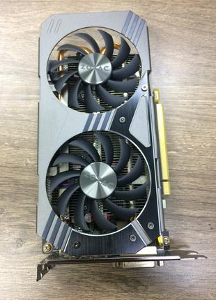 Видеокарта Zotac GeForce GTX 1060 3Gb/GDDR5/192 бит