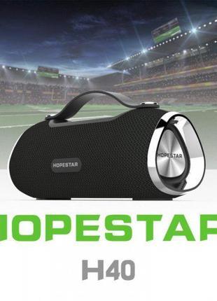 Оригинальная портативная Bluetooth колонка Hopestar Н40