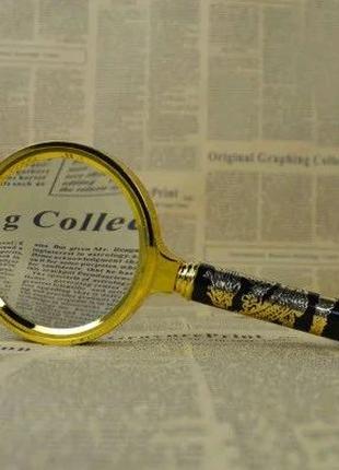 Лупа Magnifier линза 90 мм Кратность x5