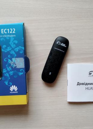 3G USB модем Huawei EC122 Intertelecom Интертелеком CDMA2000 1x
