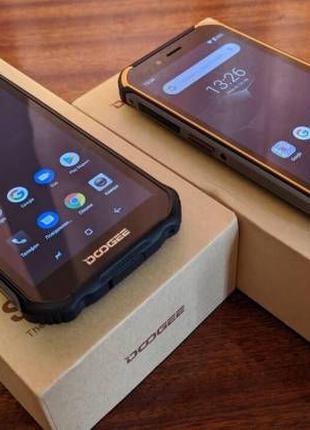 """Противоударный Doogee S40 Lite 5,5"""" IPS 4 ядра 2/16Gb NFC IP68..."""