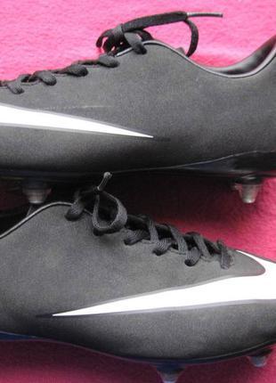 Nike mercurial cr7 (36, 23 см) бутсы детские