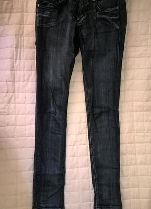 Зауженные джинсы oodji