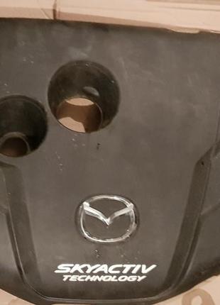 Защита двигателя Mazda CX5 6GJ 3BM