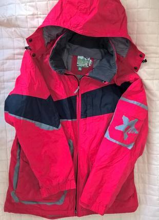 Мужская горнолыжно-сноубордическая куртка quiksilver