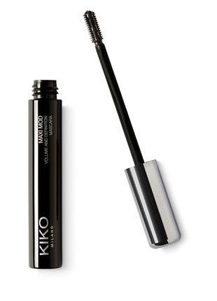 Тушь для ресниц KIKO MILANO Maxi Mod Mascara♥
